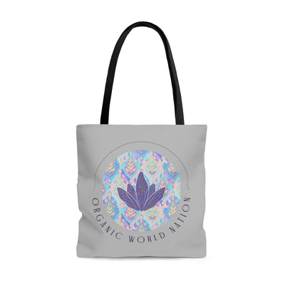 Organic World Nation AOP Tote Bag - Organic World Nation