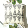 Java Bliss Ikat Pillow - Organic World Nation