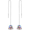 Aurora Borilles Chandellier threader Drop Earring - Organic World Nation