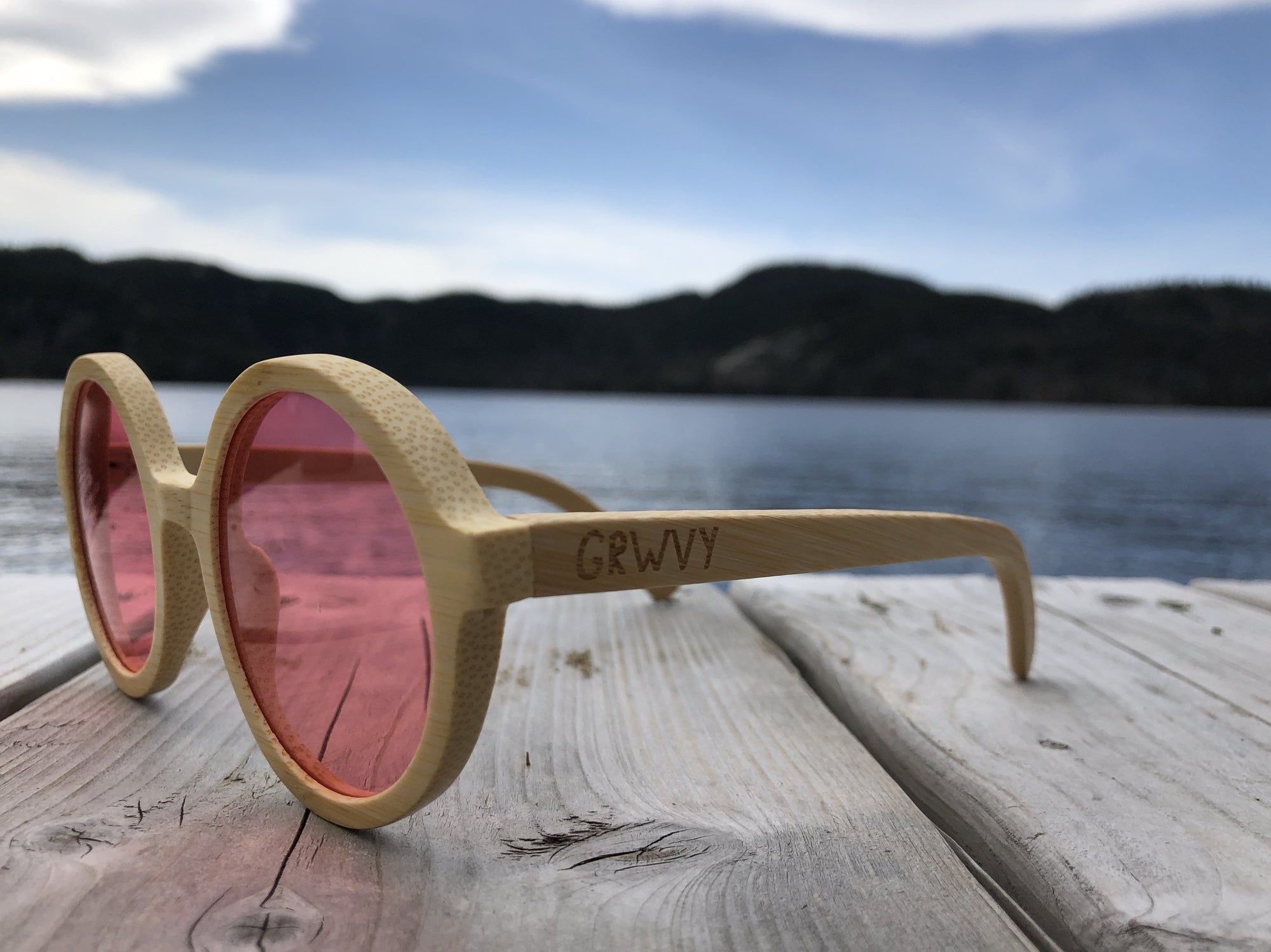 Bamboo ultra Cool Glasses - Organic World Nation