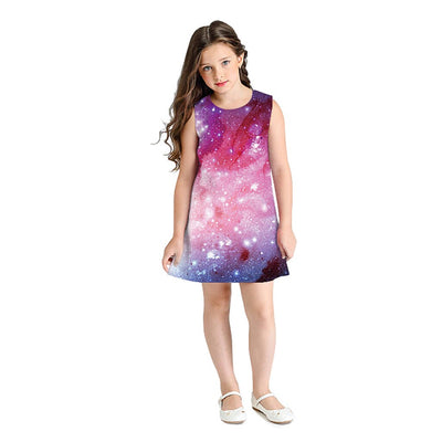 Kawaii baby girl dress Teen Toddler Kid - Organic World Nation
