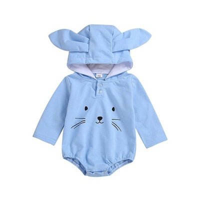 Toddler Baby Boys Girls Rompers Long Sleeve - Organic World Nation