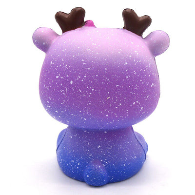 New 11cm Galaxy Cute Deer Cream Scented squishy - Organic World Nation