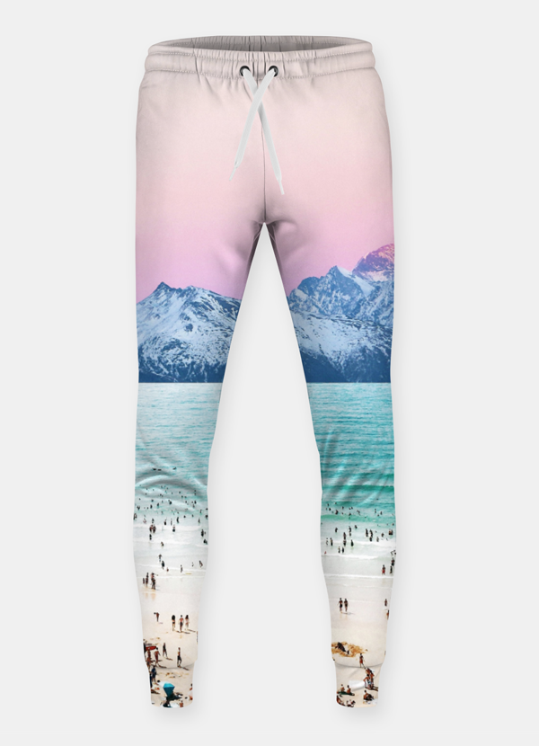 Pink Sky 2  Joggers - Organic World Nation