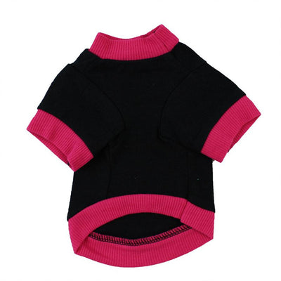 Quality Color Letter Pet Cat Dog Clothes Shirt EAT - Organic World Nation