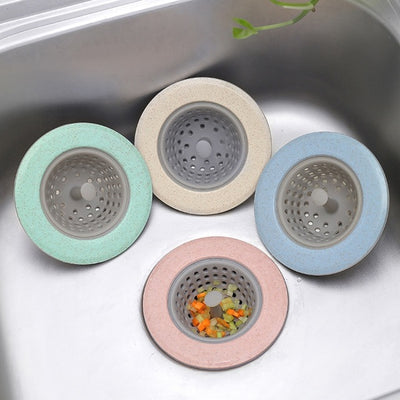 Silicone TPR Kitchen Sink Strainer Bathroom Shower - Organic World Nation