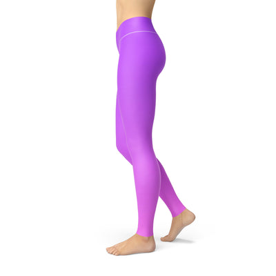 Jean Purple Pink Ombre - Organic World Nation