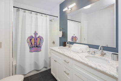 My Queen Shower Curtains - Organic World Nation
