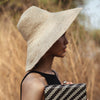 Riri Jute Sun Hat - Organic World Nation