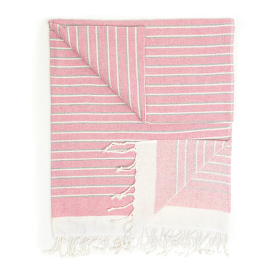 Eftelia Peshtemal Pure Cotton Beach Towel - Organic World Nation
