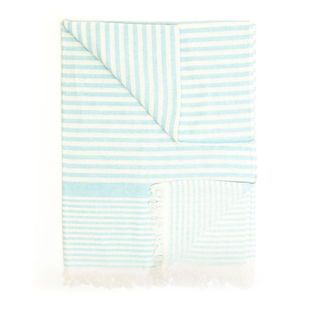 Andulus Peshtemal Pure Cotton Beach Towel - Organic World Nation