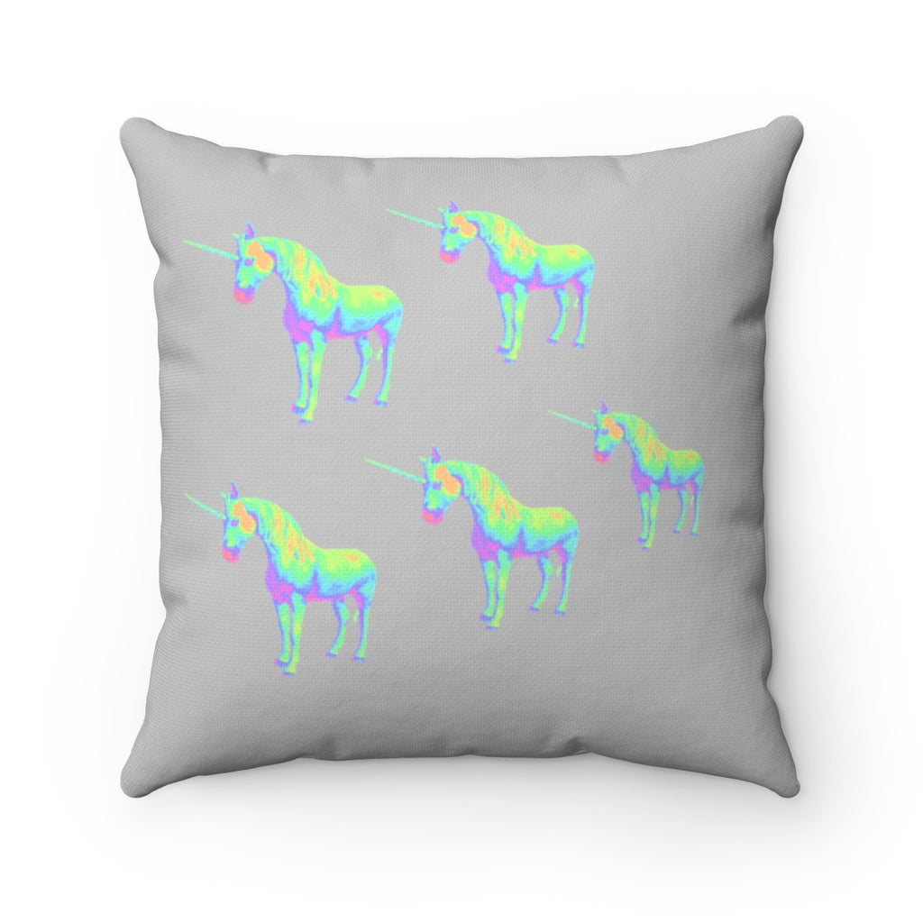 Unicorns Pillow - Organic World Nation