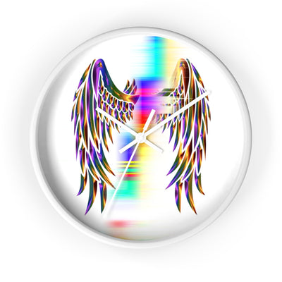 Angel Wings Wall clock - Organic World Nation