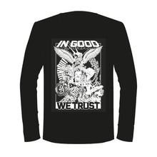 Load image into Gallery viewer, In Good We Trust Crewneck Black