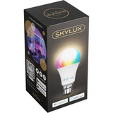 skyhome australia skyLUX smart bulb RGBW 7W compatible with Google Home and Amazon Alexa smart home automation colorlights security blue creative light future home homedecor amazon echo skyhome australia skyLUX smart bulb RGB W 7W compatible with Google Home and Amazon Alexa smart home automation Smart Home Google Bulb Electronics Smart Bulb Bulb Smart Home Smart life Lighting Light Lamp Deck School Gamer Automation Colourful Rainbow Party Fun Ambient RGB Homepod