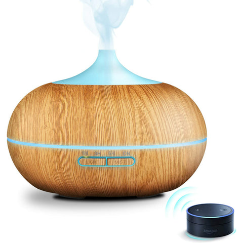 Premium Smart Ultrasonic Oil Diffuser