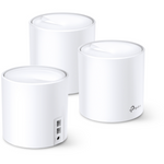 Whole Home Mesh Wi-Fi System Deco X60 AX3000 (3 Pack)