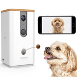 Pet Camera with Treat Dispenser