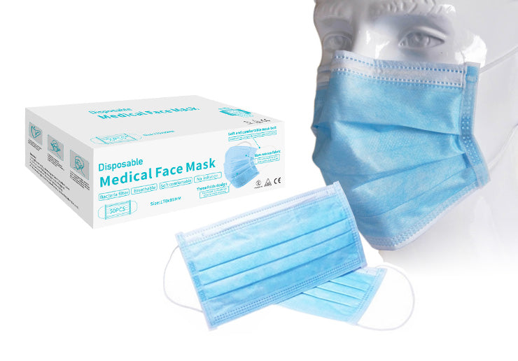 Type II Face Mask - Box of 50