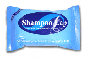 Waterless Shampoo Cap - 6 Pack