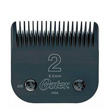 OSTER BLACK DETACHABLE BLADE - #2