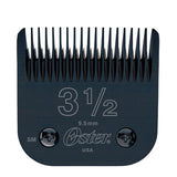 OSTER BLACK DETACHABLE BLADE - #3 1/2