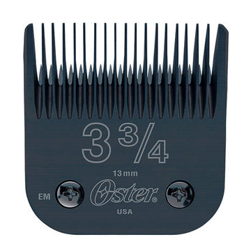 OSTER BLACK DETACHABLE BLADE - #3 3/4