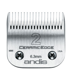 ANDIS CERAMICEDGE 2 DETACHABLE BLADE SIZE 1/4""