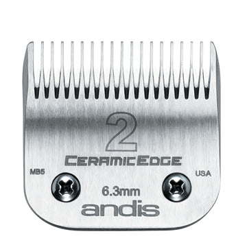 ANDIS CERAMICEDGE 2 DETACHABLE BLADE SIZE 1/4