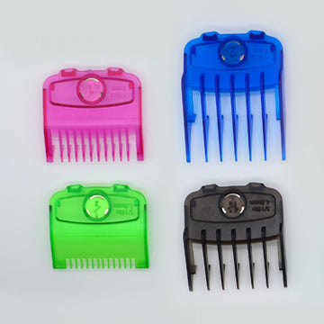 MAGNETIC GUARD MIX COLOR 4 PCS (#0.5, #1, #1.5, #2)