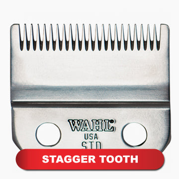 WAHL 2161 2 HOLE STAGGER TOOTH ADJUSTABLE BLADE