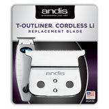 ANDIS CORDLESS T-OUTLINER BLADE #04535