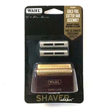 WAHL 5STAR SHAVER REPLACEMENT GOLD FOIL & CUTTER BAR ASSEMBLY