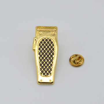 BX LAPEL PIN CLIPPER - GOLD