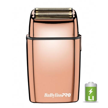 BAYBLISS PRO CORDLESS FOIL SHAVER- ROSE GOLD