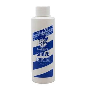 CAMPBELL'S SHAVE CREAM 8 OZ