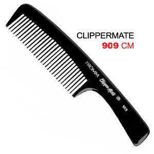"FROMM CLIPPER MATE 7.5"" HANDLE COMB (COARSE) - #909CM"