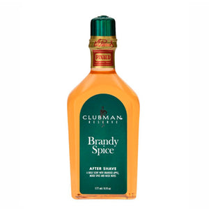 CLUBMAN RESERVE  BRANDY SPICE AFTER SHAVE 6 OZ.