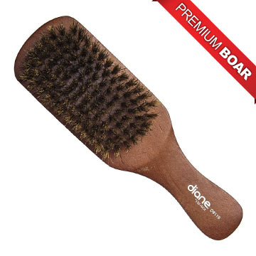 DIANE 100% BOAR MEDIUM CLUB BRUSH - D8118