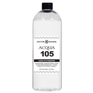 DR. BARBER ACQUA LEAVE IN CONDITIONER 34 OZ.