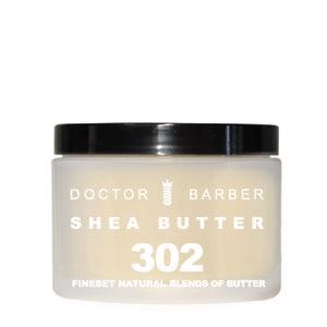 DR. BARBER WHIPPED SHEA BUTTER  4 OZ.