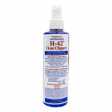 H-42 CLAEAN CLIPPERS SPRAY 8 OZ