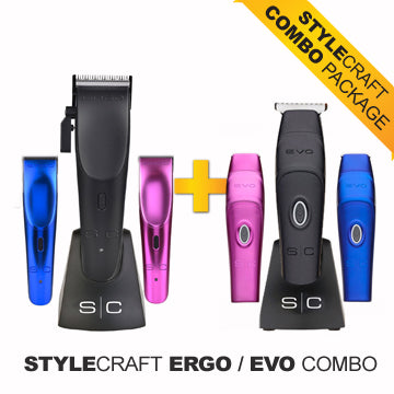 STYLECRAFT ERGO & EVO COMBO PACKAGE