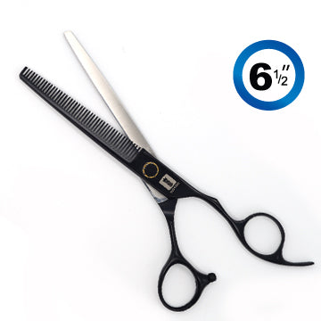 TRUE CUT CLASSIC THINNING (46T) SHEARS BLACK 6.5