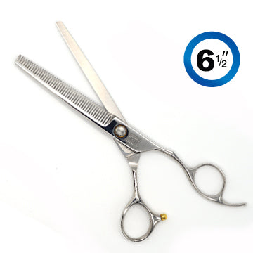 TRUE CUT CLASSIC THINNING (46T) SHEARS CHROME 6.5