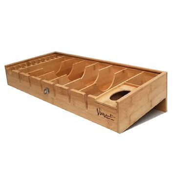 VINCENT LARGE BAMBOO COUNTER TRAY