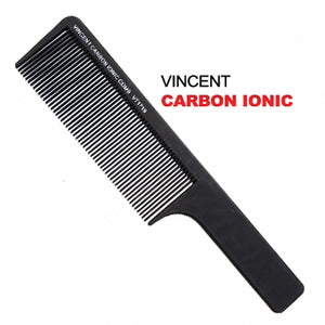 VINCENT CARBON FLAT TOP COMB VT1719