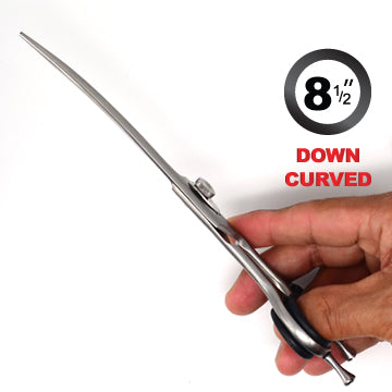 NISA DOWN CURVED CUTTING SHEARS 8.5