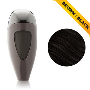 TEMPTU AIRPOD TOUCH UP HAIR COLOR - BLACK BROWN