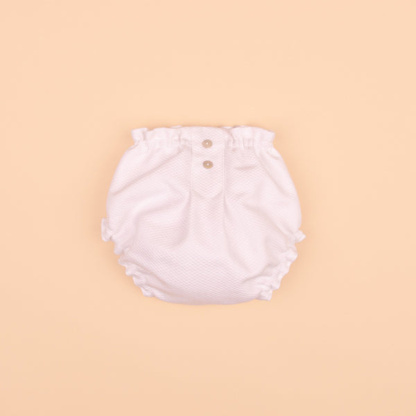 Shorties | White collection
